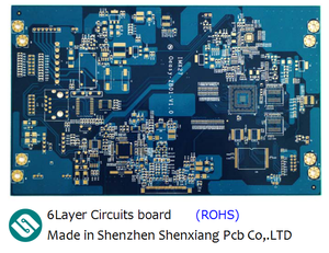 6 Layer Circuits Board
