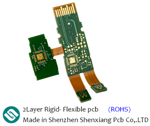 Rigid- Flexible pcb